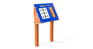 Playpanel Calcolo PPAN32 Stileurbano