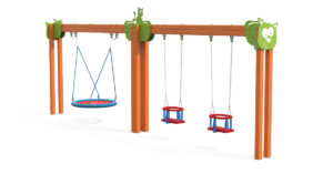 Cat Swing doppia CATN2G Stileurbano