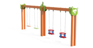 Cat Swing doppia CAT2T2G Stileurbano