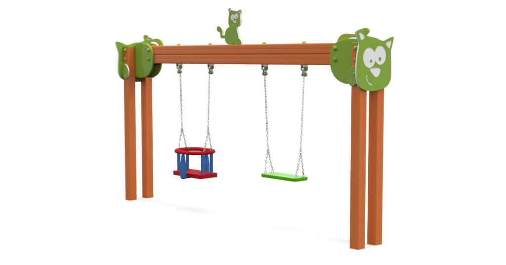 Cat Swing CATBTG alluminio