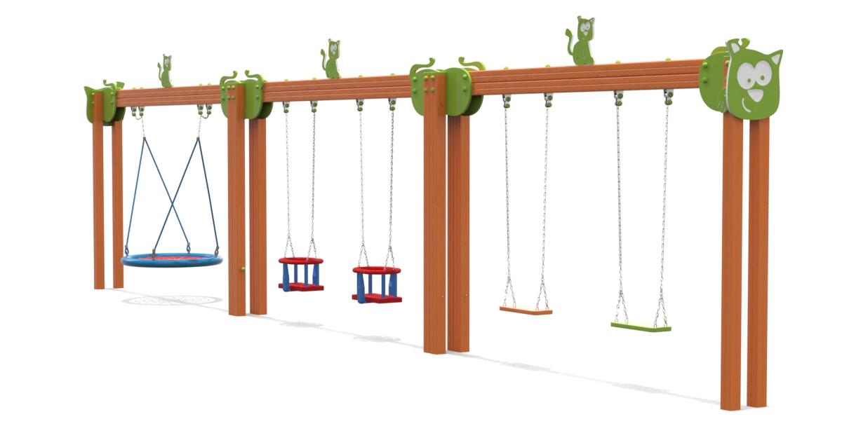 Cat Swing Multipla CATM Stileurbano