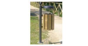Cestino Siena Ecology legno ARUC59