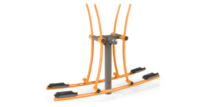 Fitness Double Skier MOV13