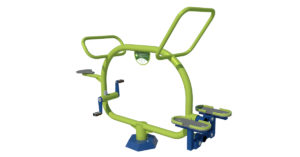 Fitness Junior Bicycle + Stepper MOVK6
