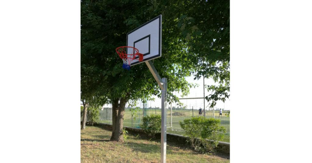 Impianto Street Basket STR11