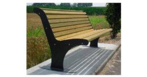 Panchina Athena legno ARUP15