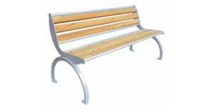 Panchina Cetra legno ARUP66