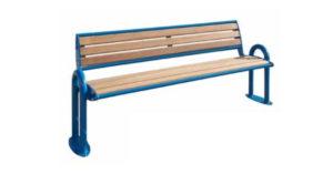Panchina Pireo legno ARUP08