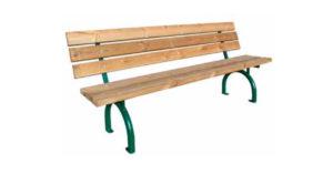 Panchina Riviera legno ARUP31