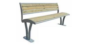 Panchina Tauri legno ARUP02