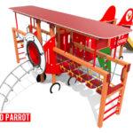 Red Parrot FAN13 Stileurbano