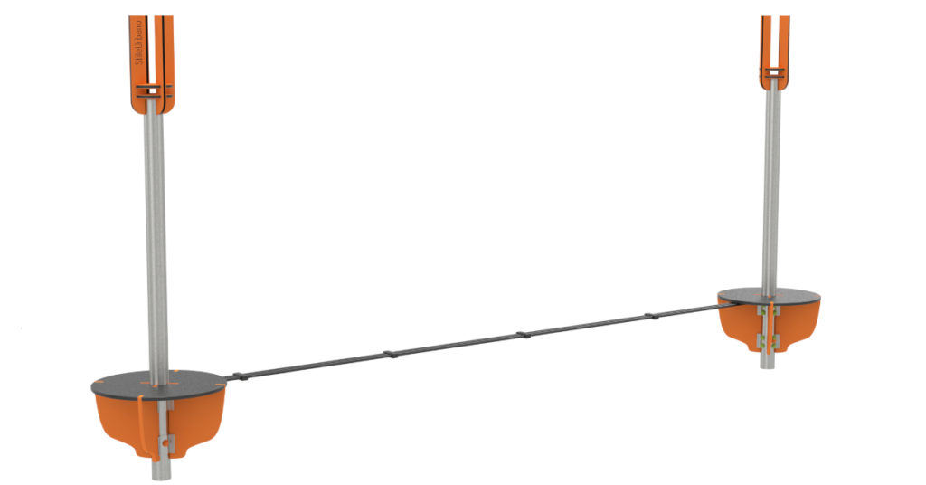 Slackline 4m - ADL4C Stileurbano