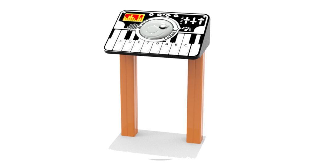 Tastiera a dinamo PPAN71 Stileurbano