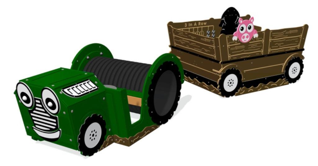 Terry il trattore FAN8