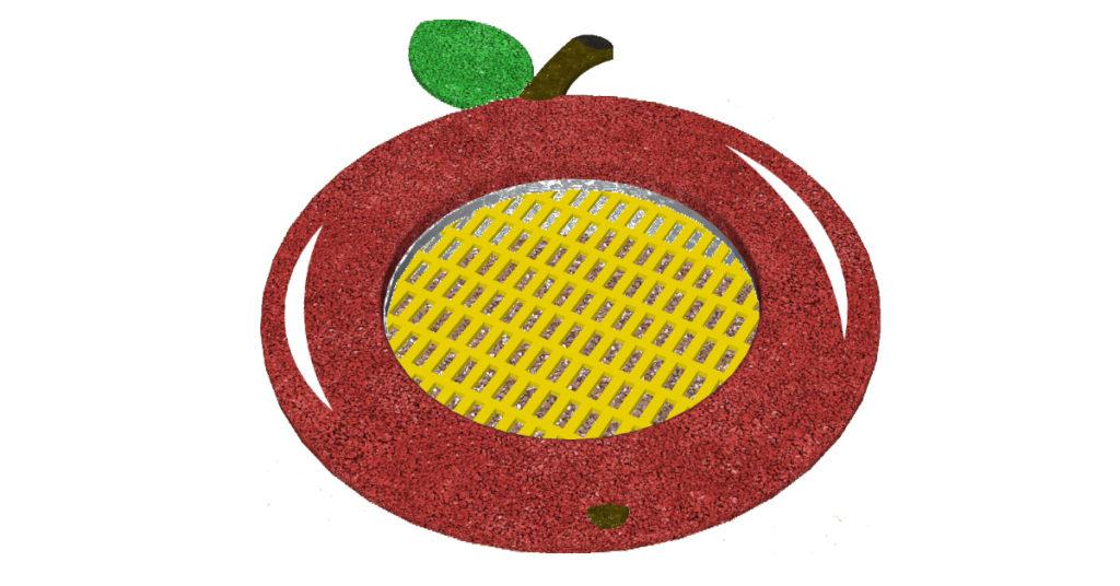 Trampolino Apple CLI80 Stileurbano