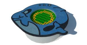 Trampolino Dolphin CLI81 Stileurbano