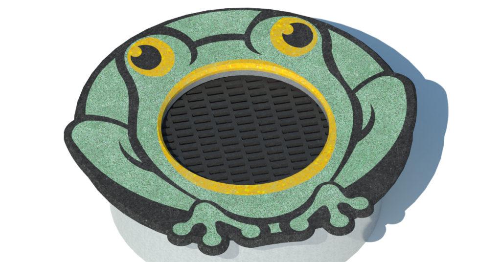 Trampolino Frog CLI82 Stileurbano
