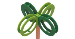 Treebasket canestro a più uscite STR2