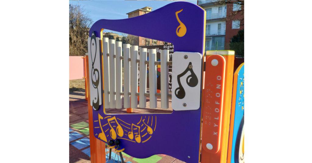 Playpanel Carillon PPAN52 Stileurbano