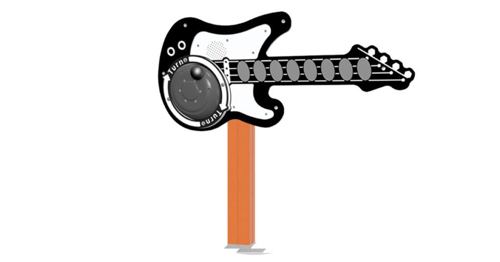 Chitarra basso a dinamo PPAN73 Stileurbano