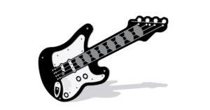 Chitarra basso a pile PPAN73B Stileurbano