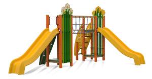 Grande Cespuglio con ponte corde - CESGC