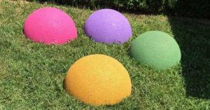 Mezza sfera in gomma GUM23 Stileurbano