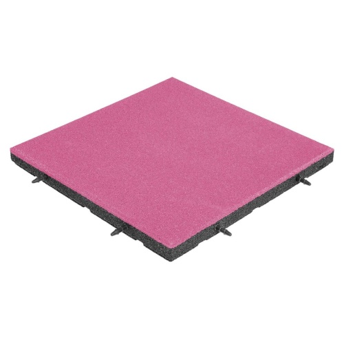 pavimentazione antitrauma EPDM fucsia
