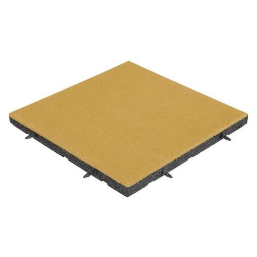 pavimentazione antitrauma EPDM giallo