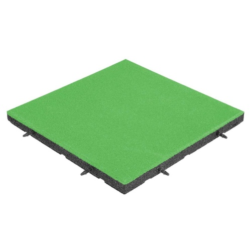 pavimentazione antitrauma EPDM verde