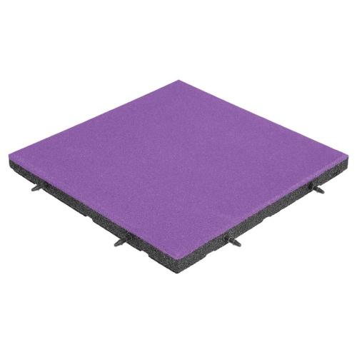 pavimentazione antitrauma EPDM viola