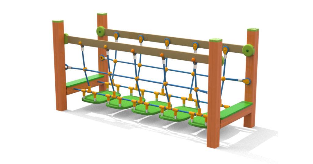 Ponte mobile CLI14 Stileurbano