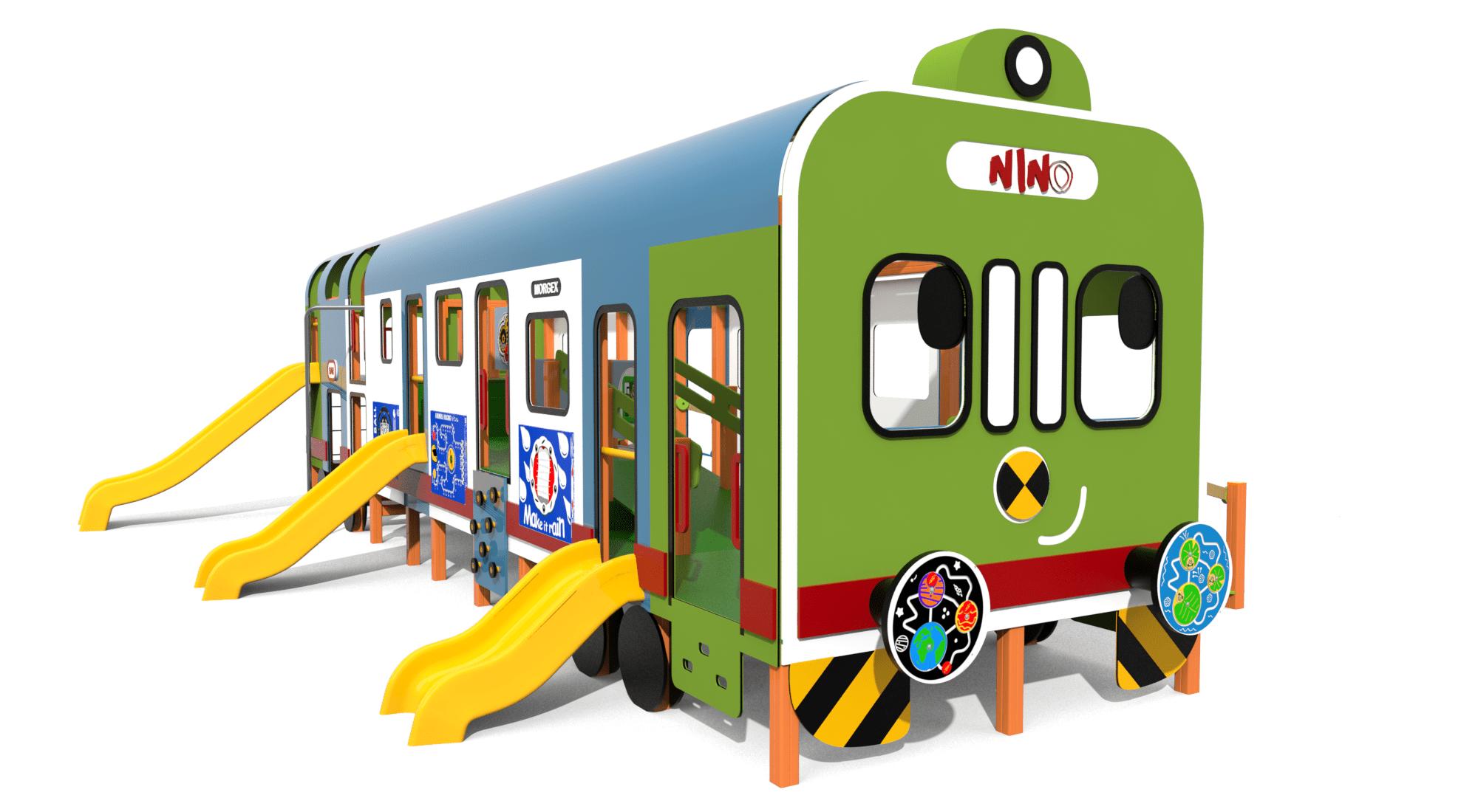 Nino il Trenino FAN16 inclusivo