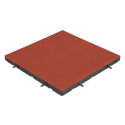 pavimentazione antitrauma EPDM rosso
